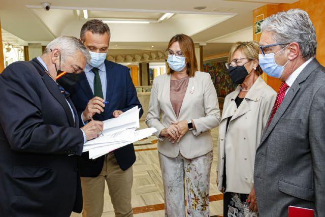 El Grupo Parlamentario Ciudadanos registra en la Asamblea Regional la proposición de ley para regular la Atención Temprana - 2, Foto 2