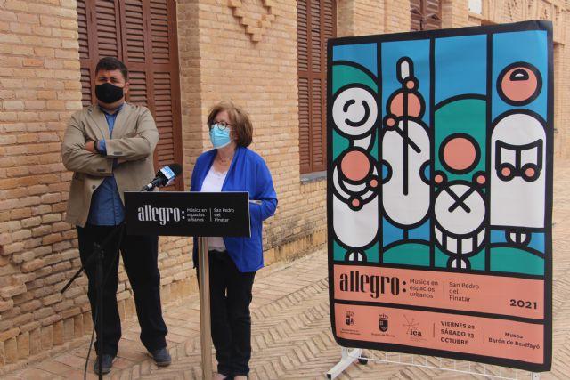 Allegro: Música en Espacios Urbanos apuesta por la divulgación y el talento joven en su cuarta edición - 1, Foto 1
