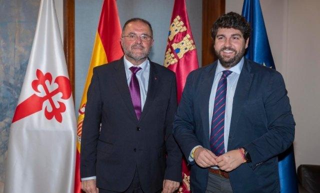 El alcalde solicita una reunión con López Miras, Foto 1
