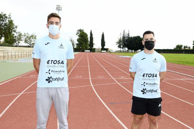 El equipo masculino Sub14 del Club Atletismo Alhama, al nacional de Gijón - 2, Foto 2