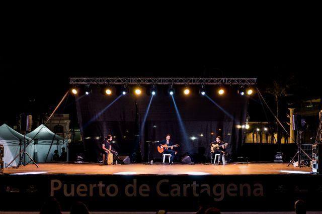 Más de 8.000 personas disfrutaron de las actividades culturales y deportivas Vive tu Puerto - 4, Foto 4