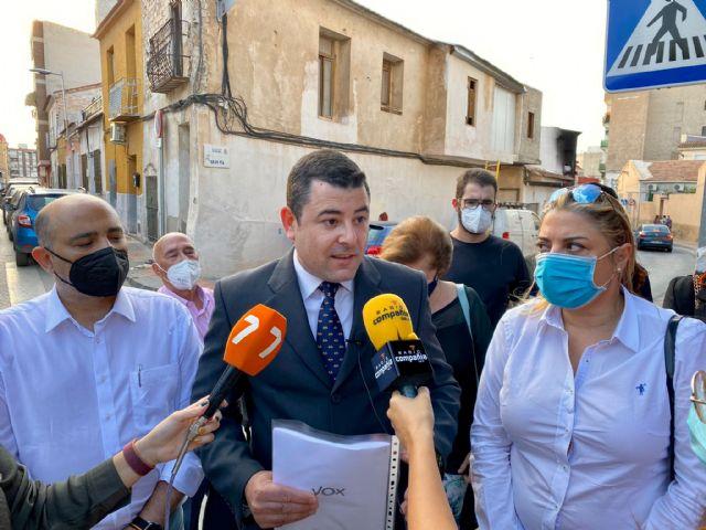 VOX pide la dimisión de la concejal de Seguridad de Molina por los incesantes actos de violencia - 1, Foto 1