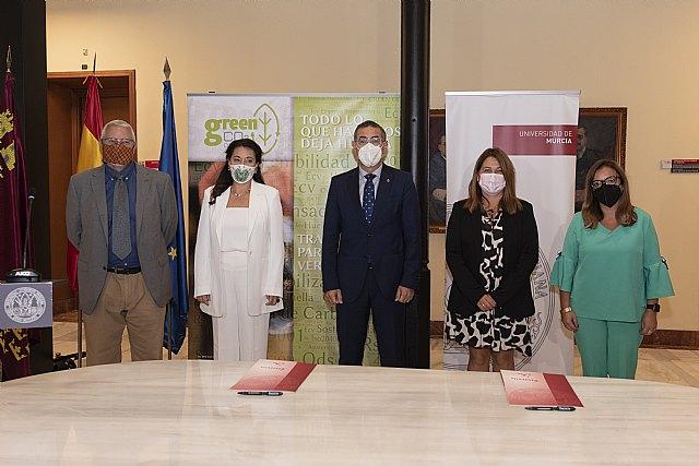 Green CO2 y la Universidad de Murcia crean la Primera Cátedra de Carbono Azul en España - 1, Foto 1