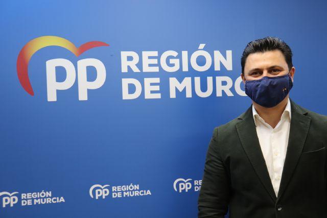 Luengo: Pedro Sánchez y el PSOE castigan de nuevo a la Región de Murcia con 0 euros al Mar Menor en los PGE - 1, Foto 1