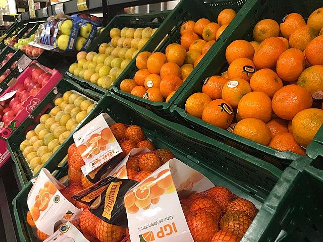Consum comprará más de 10.200 toneladas de mandarinas y naranjas nacionales en la campaña 2021-22 - 1, Foto 1