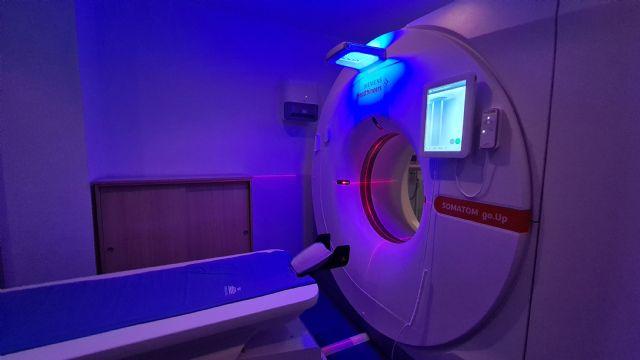 El nuevo TAC de Ribera Hospital de Molina produce 6 veces menos radiación que un equipo convencional - 2, Foto 2