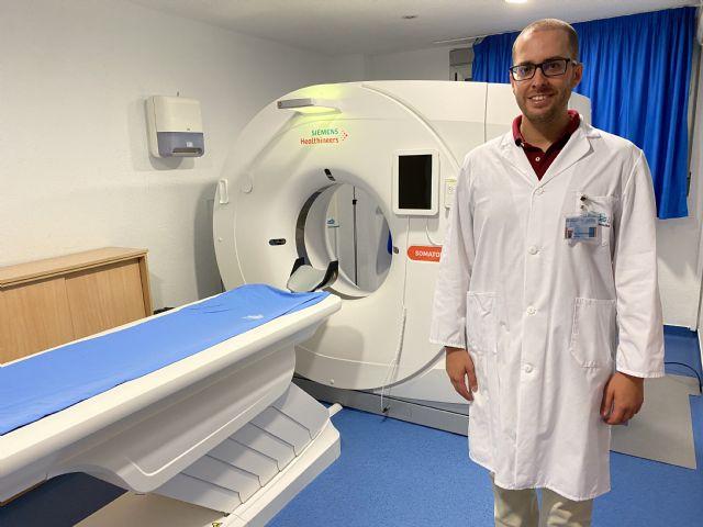 El nuevo TAC de Ribera Hospital de Molina produce 6 veces menos radiación que un equipo convencional - 3, Foto 3