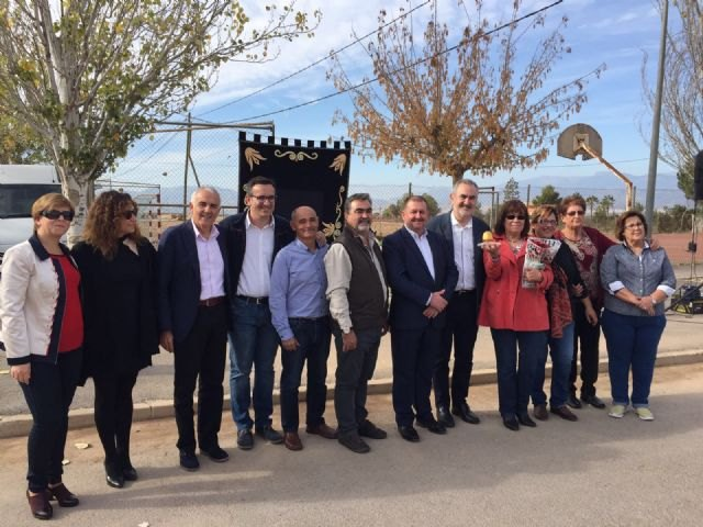 Cristina Narbona demands the involvement of the regional and national administrations to make possible the binomial water-solar energy in the Region of Murcia