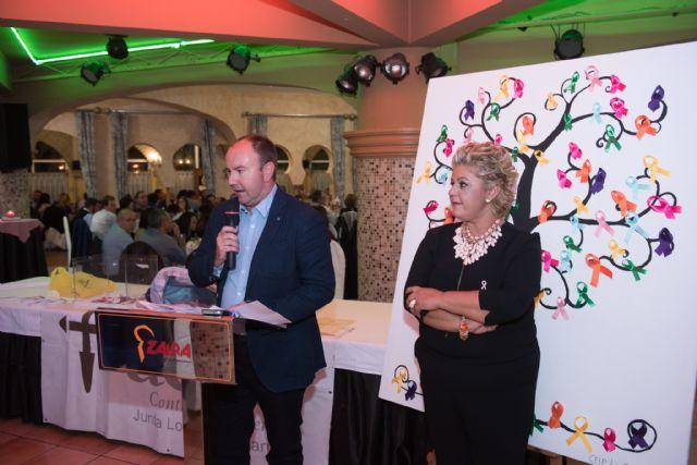 La Junta Local de AECC celebró su tradicional cena benéfica, Foto 1