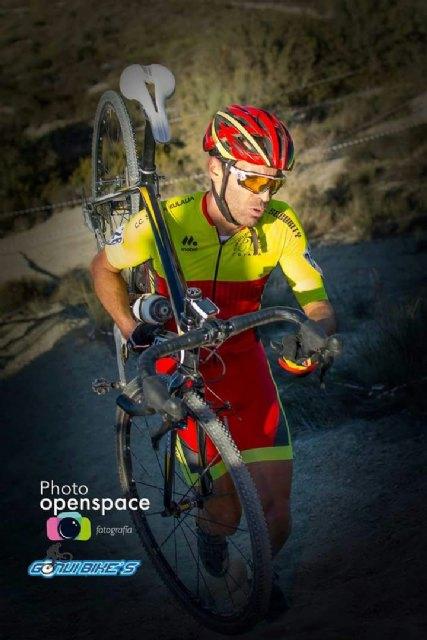 Un fin de semana más los corredores del CC Santa Eulalia se adentran en una nueva modalidad en Murcia como es el ciclocross, Foto 3