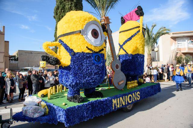 Abierto el plazo de inscripción para participar en el desfile de carrozas, Foto 1