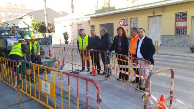 La Comunidad mejora la accesibilidad de la travesía de Alquerías, que soporta dos millones de desplazamientos al año - 1, Foto 1