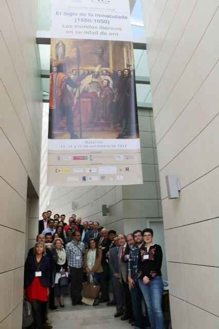Comienza el congreso sobre el siglo de la Inmaculada, Foto 1