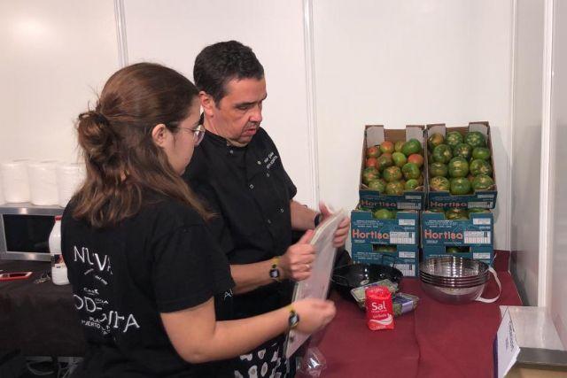 Mazarrón promociona sus productos locales en la feria 'Murcia gastronómica' - 1, Foto 1