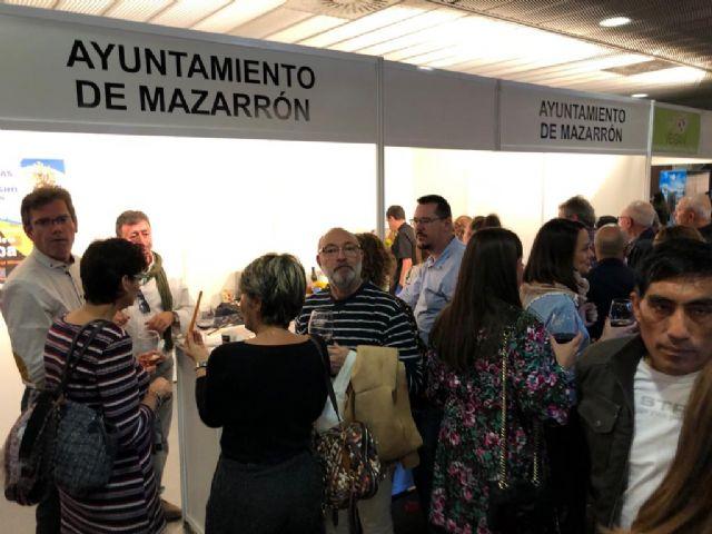 Mazarrón promociona sus productos locales en la feria 'Murcia gastronómica' - 2, Foto 2