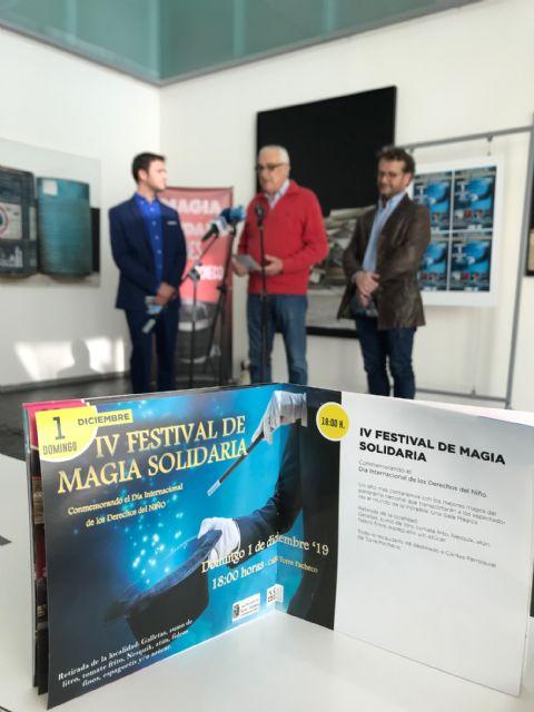 Con magia todo es posible – Un show mágico musical, para toda la familia en el Centro de Artes Escénicas de Torre Pacheco - 1, Foto 1