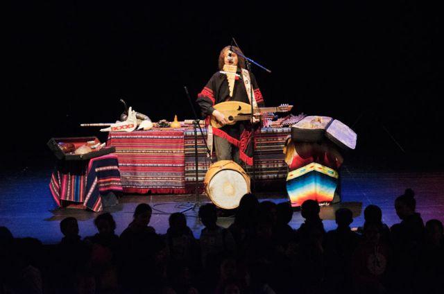Conciertos inclusivos en Murcia para conocer el origen de los instrumentos - 3, Foto 3