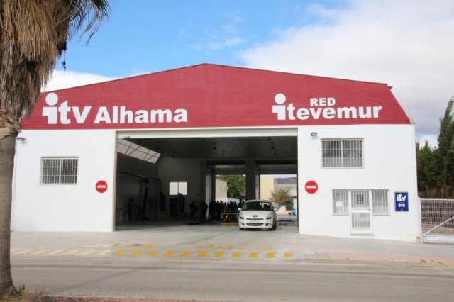 Abre la primera ITV en Alhama, situada en el Polígono Industrial Las Salinas
