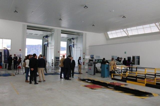 Abre la primera ITV en Alhama, situada en el Polígono Industrial Las Salinas, Foto 4