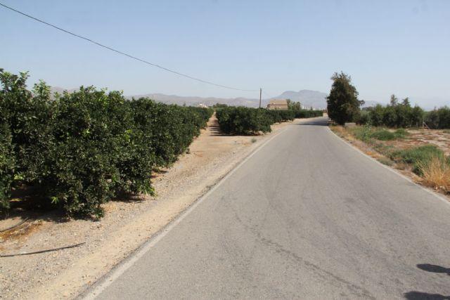 El Ayuntamiento adjudica el contrato para la señalización de más de 70 caminos en pedanías rurales del municipio - 1, Foto 1