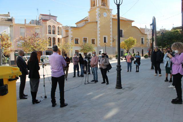 Los ciudadanos de Bullas serán los primeros de la Región de Murcia en recibir recompensas por reciclar - 1, Foto 1