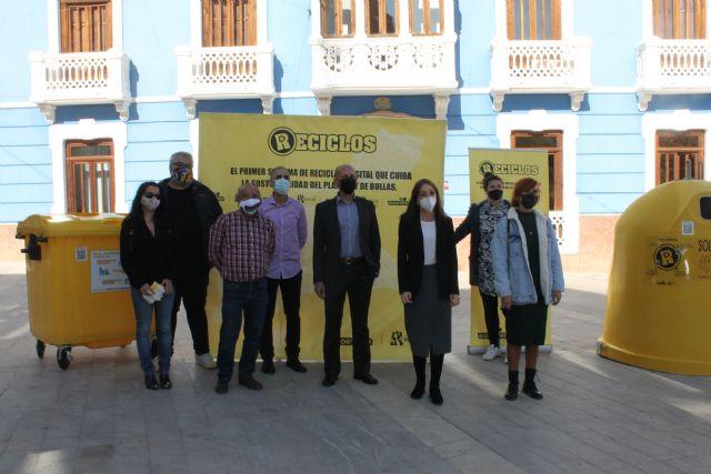 Los ciudadanos de Bullas serán los primeros de la Región de Murcia en recibir recompensas por reciclar - 2, Foto 2