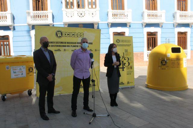 Los ciudadanos de Bullas serán los primeros de la Región de Murcia en recibir recompensas por reciclar - 3, Foto 3
