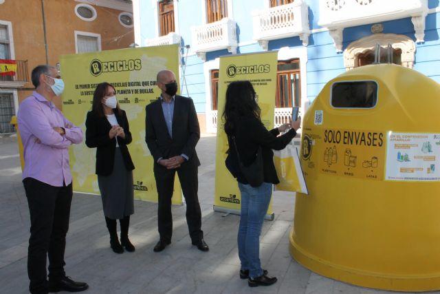 Los ciudadanos de Bullas serán los primeros de la Región de Murcia en recibir recompensas por reciclar - 4, Foto 4