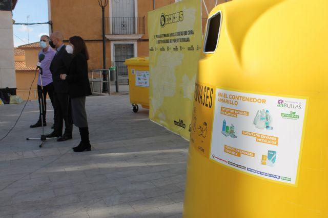 Los ciudadanos de Bullas serán los primeros de la Región de Murcia en recibir recompensas por reciclar - 5, Foto 5