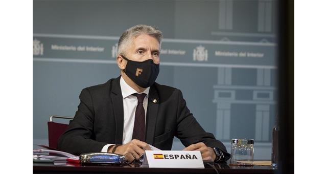 Grande-Marlaska incide en la necesidad de articular desde la UE una estrategia de cooperación real con los países de origen y tránsito de la migración - 1, Foto 1