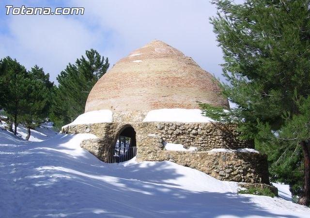 Abren expediente para declarar BIC los Pozos de Nieve de Sierra Espuña, en Totana - 1, Foto 1