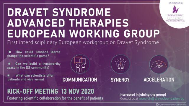La Fundación Síndrome de Dravet coordina una iniciativa europea para fomentar la colaboración entre laboratorios de terapias avanzadas - 2, Foto 2