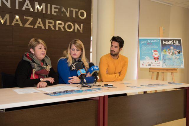 Mazarrón vivirá este domingo una macrofiesta solidaria destinada la especialidad de oncología infantil, Foto 2
