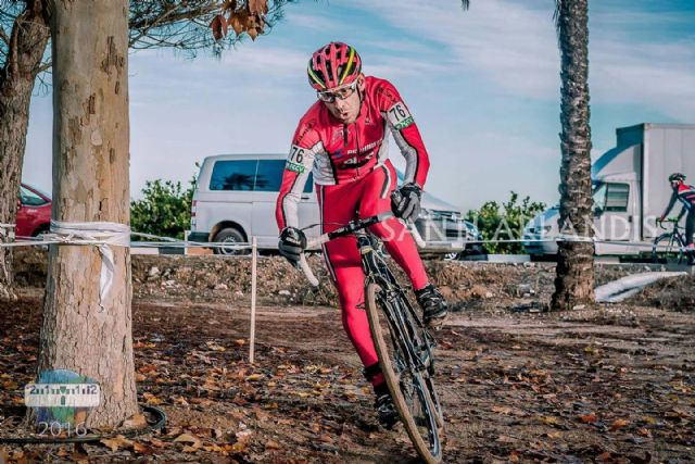 "Francisco Cánovas of CC Santa Eulalia 3rd M-40 in the mtb march ""Without fear of the witch"" in Vélez Blanco, Foto 2"