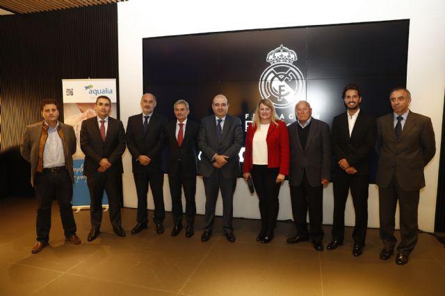 Ayuntamiento y Fundación Real Madrid renuevan su acuerdo para el desarrollo de actividades sociodeportivas, Foto 1