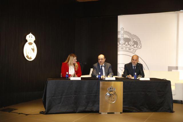 Ayuntamiento y Fundación Real Madrid renuevan su acuerdo para el desarrollo de actividades sociodeportivas, Foto 3