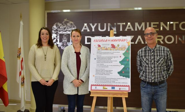 El ayuntamiento oferta el servicio de Escuelas de Navidad para fomentar la conciliación de la vida laboral y familiar, Foto 2