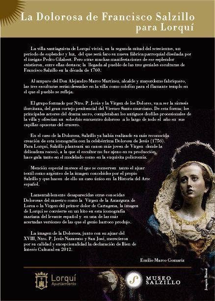 Traslado Dolorosa de Lorquí de Salzillo a la Iglesia de Jesús - 1, Foto 1