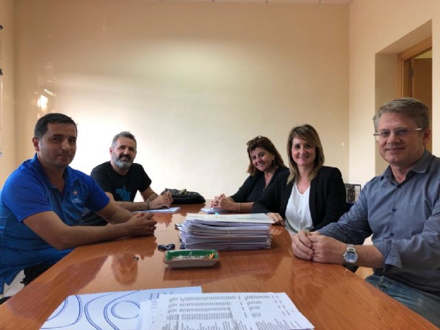 El Ayuntamiento de San Javier destina 164.025 euros en ayudas a clubes deportivos municipales federados y deportistas locales de alto rendimiento - 1, Foto 1