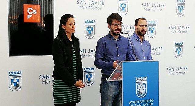 Ciudadanos San Javier exige inversiones en los colegios del municipio - 1, Foto 1