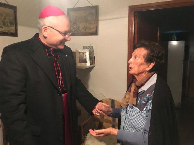 Mons. Chico acude a El Esparragal de visita pastoral - 2, Foto 2
