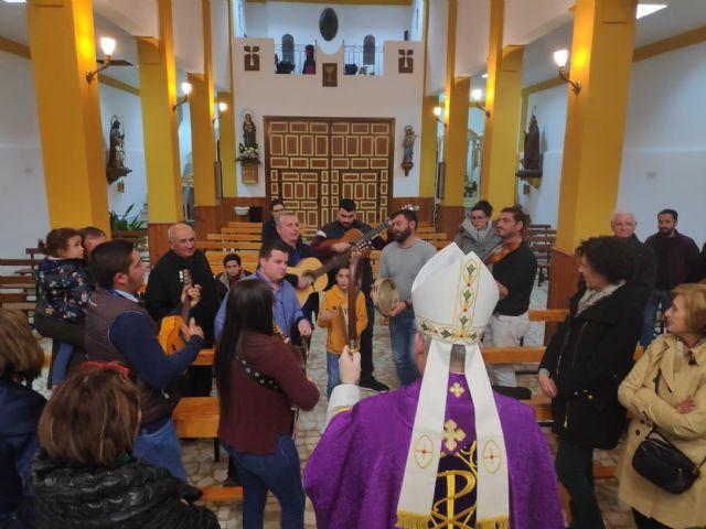 Mons. Chico acude a El Esparragal de visita pastoral - 3, Foto 3
