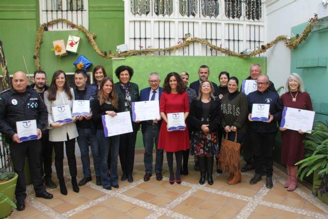Puerto Lumbreras entrega los distintivos de calidad turística SICTED a 15 empresas y servicios del municipio - 2, Foto 2