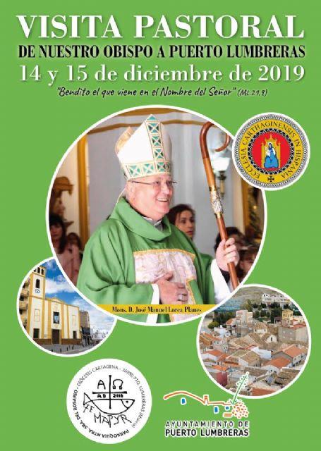 Puerto Lumbreras y Henares, destinos de la visita pastoral del Obispo de la Diócesis de Cartagena este fin de semana - 1, Foto 1