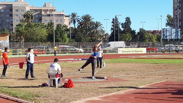El UCAM Atletismo Cartagena retoma la competición Nacional y Regional - 4, Foto 4