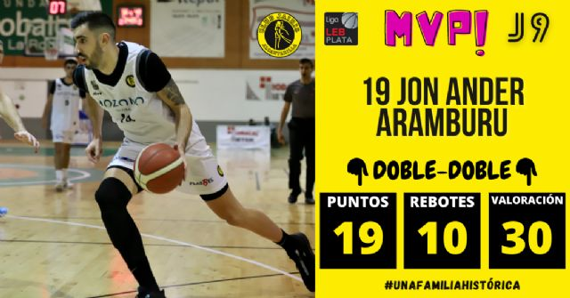 El Hozono Global Jairis logra la segunda victoria de la temporada con un gran final en Cornellá - 2, Foto 2