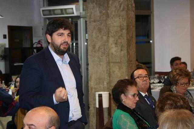 López Miras: El proyecto del PP no es cortoplacista, sino el de un partido ganador, con ideas para el futuro, y garantía de trabajo y entrega - 2, Foto 2