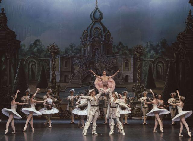 El Auditorio regional acoge una doble actuación del Ballet Clásico de San Petersburgo - 1, Foto 1