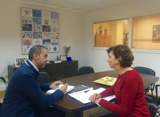 La Comunidad asesora a la Liga de Educación y Cultura Popular en la búsqueda de financiación europea para sus proyectos - 1, Foto 1