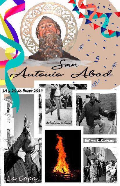 La Copa de Bullas celebra la festividad de San Antón, una de las fiestas más populares en la pedanía - 1, Foto 1